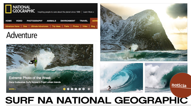 323Surf na National Geographic