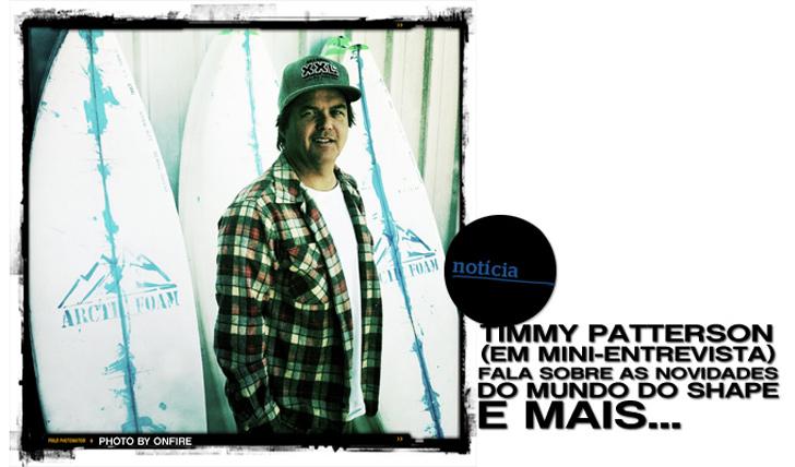 "270Entrevista a Timmy Patterson | ""O Guru"""
