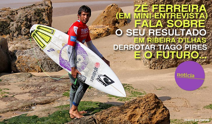 244Zé Ferreira fala sobre derrotar Tiago Pires
