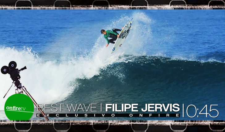 777Best Wave: Filipe Jervis | Huge Frontside Air Reverse || 00:45