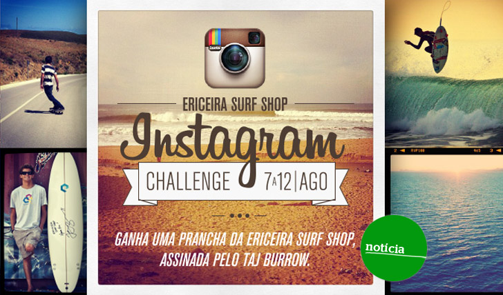 898Ericeira Surf Shop Instagram Challenge