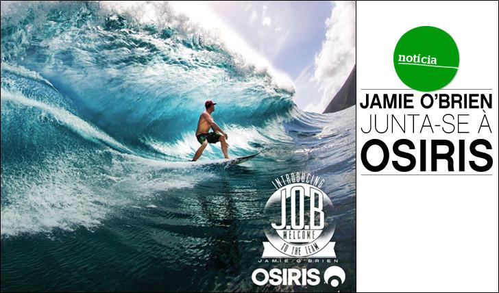 793Jamie O'Brien Junta-se à Osiris