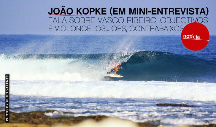 1210João Kopke fala sobre Vasco Ribeiro, objectivos e violoncelos… ops, contrabaixos!