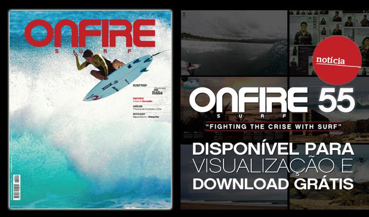 712ONFIRE 55 | Fevereiro-Março 2012 || 100 pág.
