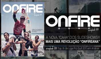 509ONFIRE Scrapbook 001 | Top 16 Liga Pro Surf em Análise || 98 pág.