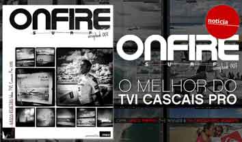 546ONFIRE Scrapbook 003 powered by MEO | TVI Cascais Pro || 100 pág.
