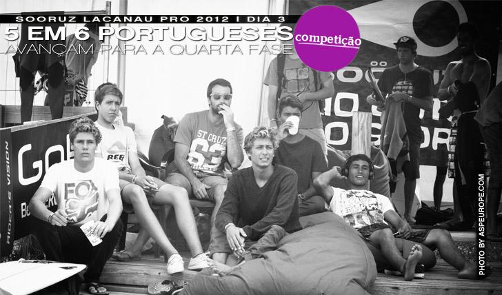 11875 em 6 portugueses avançam no round 3 do Sooruz Lacanau Pro | Dia 3