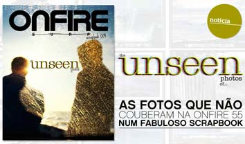 567ONFIRE Scrapbook 004 | the UNSEEN photos of… ONFIRE 55 || 98 pág.