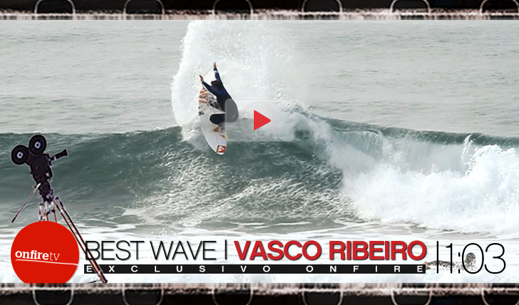 "2005Best Wave: Vasco Ribeiro | ""Combo"" na Costa da Caparica 