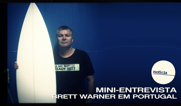 2737Brett Warner em Portugal | Mini-Entrevista