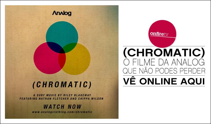 2349(Chromatic) já está online || 22:01