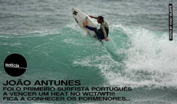 2797João Antunes | O primeiro português a vencer um heat no WCT