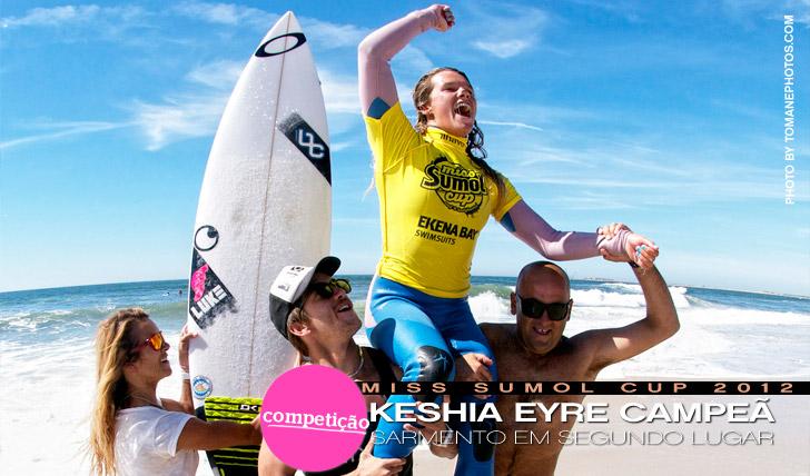 1898Keshia Eyre Vence Miss Sumol Cup 2012
