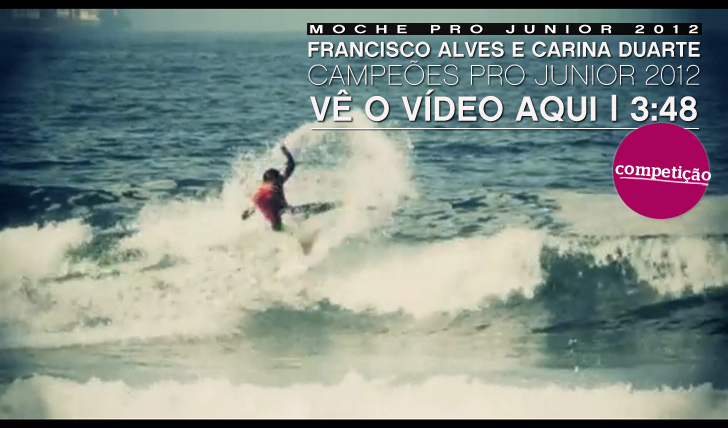 2717Francisco Alves e Carina Duarte vencem MOCHE Pro Junior