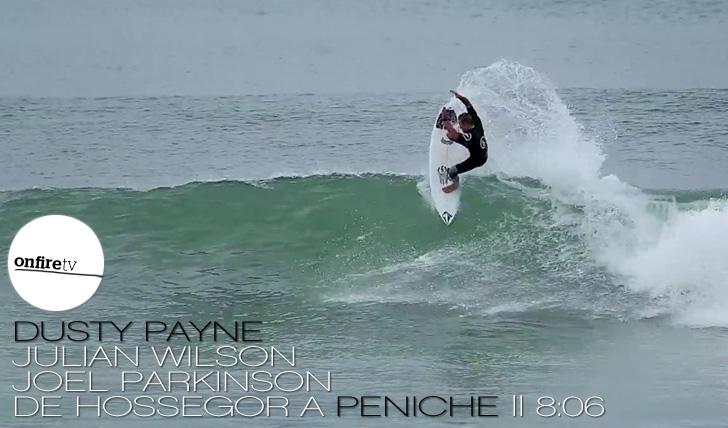 4275Dusty, Joel e Julian | Free surf em PT || 8:06