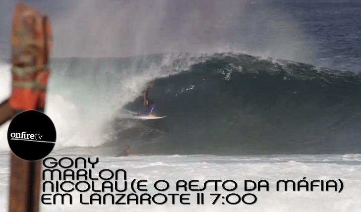 4305Gony Zubizarreta, Marlon Lipke, Nicolau Von Rupp (e o resto da máfia) em Lanzarote || 7:00