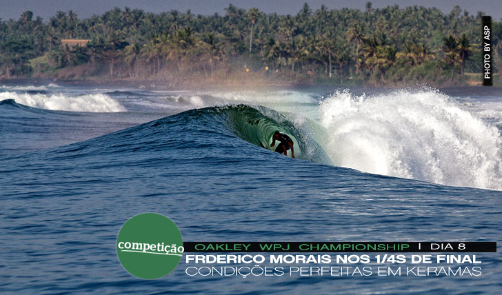 3487Frederico Morais nos 1/4s de final do Oakley World Pro Junior Championship