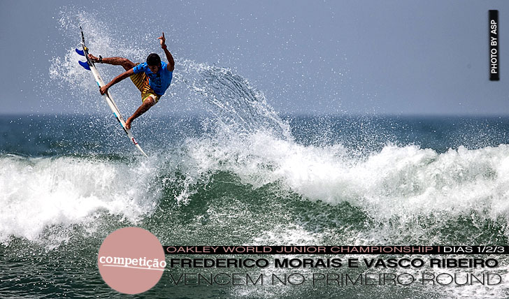 3222Frederico e Vasco no terceiro round em Bali