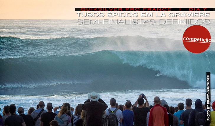 3142Tubos Incríveis no dia 7 do Quiksilver Pro France