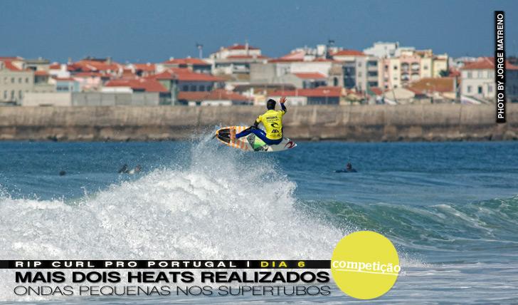 3650Mais 2 heats realizados no Rip Curl Pro Portugal