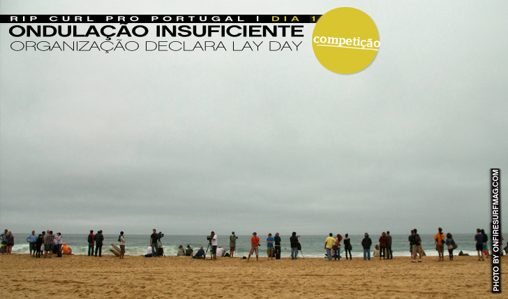 3254Lay day no 1º dia do Rip Curl Pro Portugal