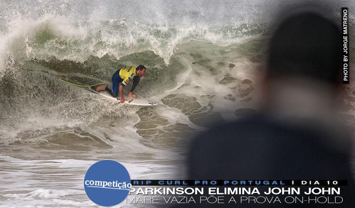 3941Parko elimina Florence no Rip Curl Pro Portugal