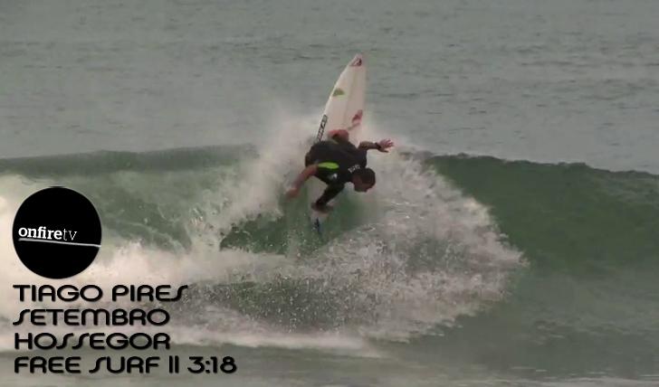 3214Tiago Pires | Setembro | França | Free Surf || 3:18
