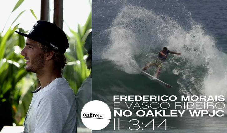 3643Frederico e Vasco no Oakley WPJC 2012 || 3:44