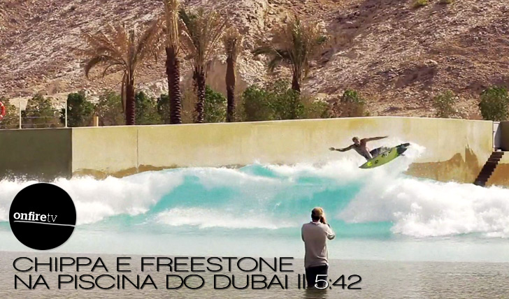 4531Chippa e Freestone na piscina de Abu Dhabi || 5:42