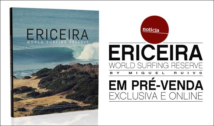 """5308""""Ericeira World Surfing Reserve"""" em pré-venda exclusiva e online"""