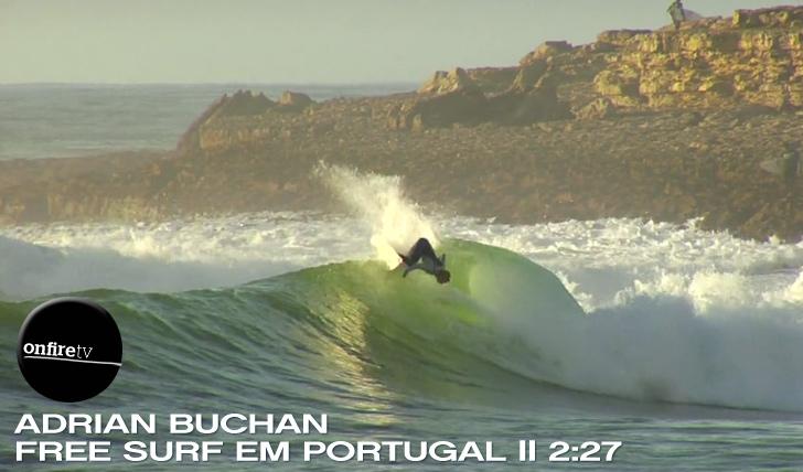 5266Adrian Buchan | Free Surf em Portugal || 2:27