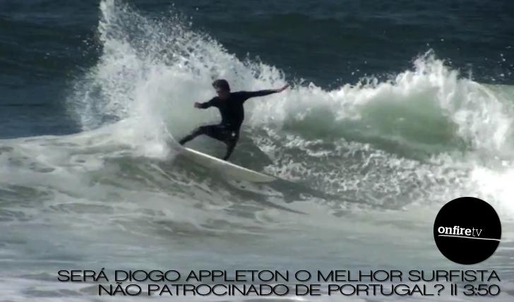 4650Será Diogo Appleton o melhor surfista sem patrocínios de Portugal? || 3:50