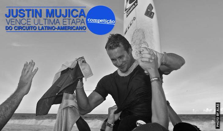 5667Justin Mujica vence no circuito Latino-Americano