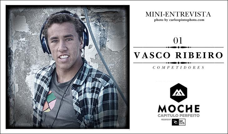 6841Vasco Ribeiro | Competidor | Em mini-entrevista sobre MOCHE Capítulo Perfeito
