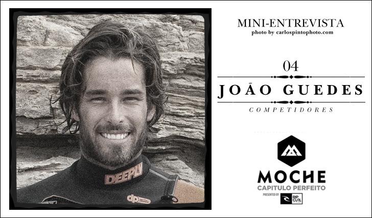 6924João Guedes | Competidor | Em mini-entrevista sobre MOCHE Capítulo Perfeito