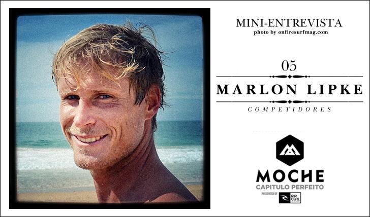 6960Marlon Lipke | Competidor | Em mini-entrevista sobre MOCHE Capítulo Perfeito
