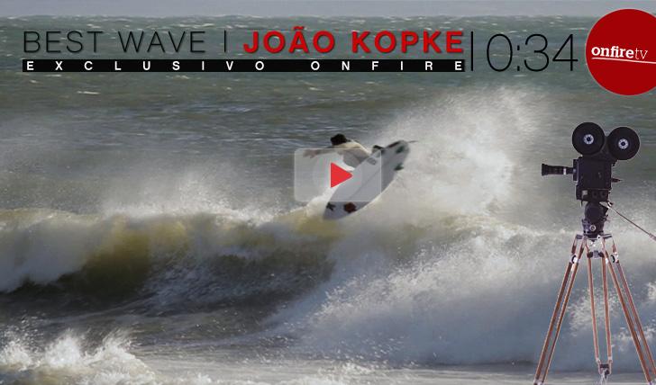 6376Best Wave: João Kopke || 0:34