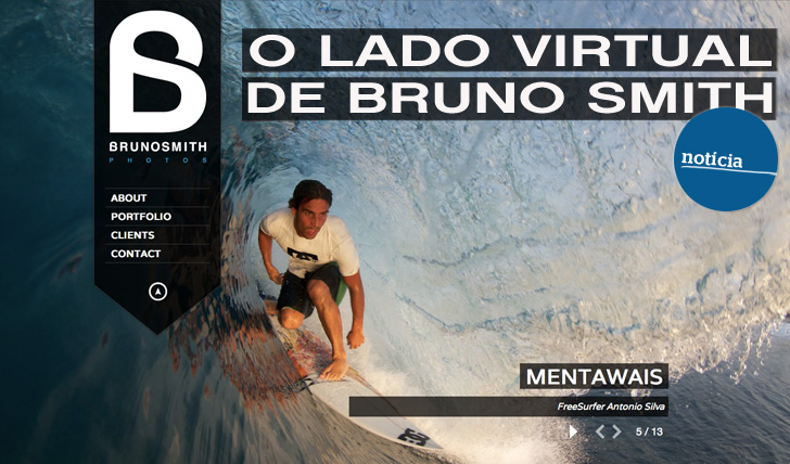 6799O lado virtual de Bruno Smith