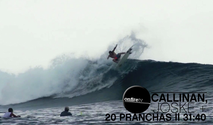 6591Callinan, Joske + 20 pranchas | Indonésia || 31:40