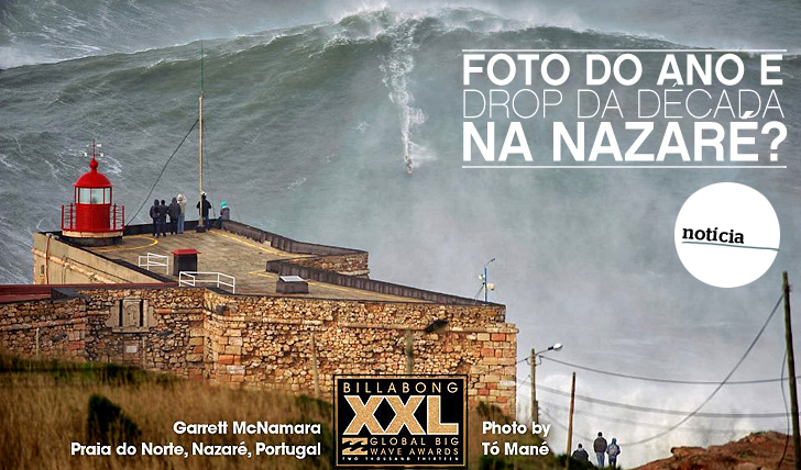 7030Foto do Ano e Drop da Década na Nazaré?