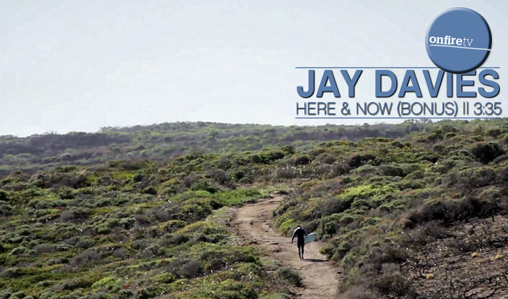 6822Jay Davies | Here & Now (Bonus) || 3:35