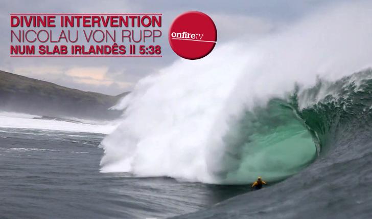 6995Divine Intervention | Nicolau Von Rupp num Slab Irlandês || 5:38
