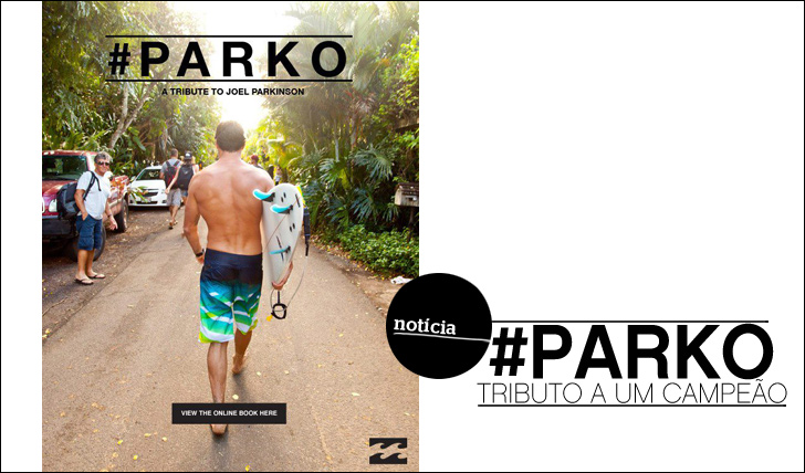 6788#Parko – a tribute to Joel Parkinson | Livro online