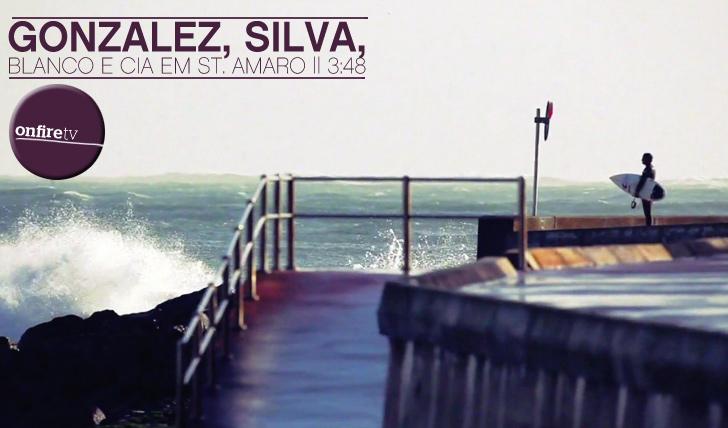 6892Ruben Gonzalez, António Silva, Miguel Blanco e companhia em Santo Amaro || 3:38