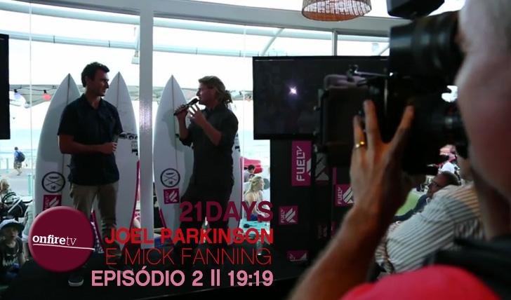 781021 dias com Mick e Parko | Episódio 2 || 19:19