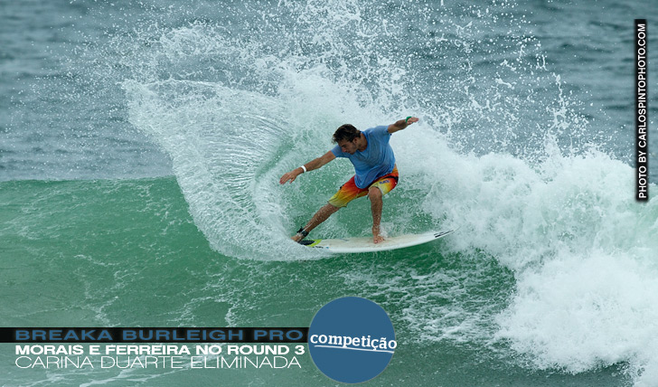7267Ferreira e Morais no round 3 do Break Burleigh Pro | Ribeiro no round 4