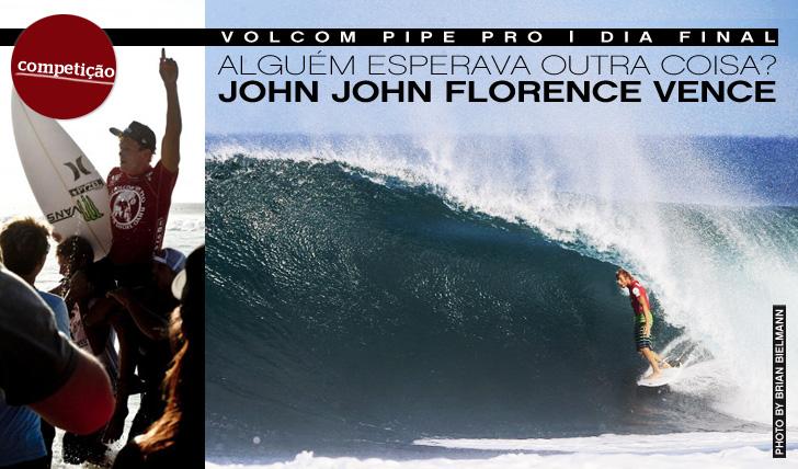 7253John John Florence vence Volcom Pipe Pro