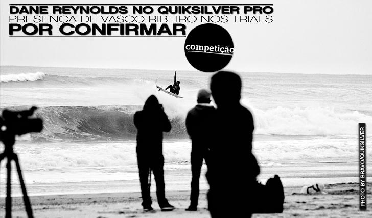 7519Reynolds wildcard Quiksilver Pro | Presença de Vasco Ribeiro nos trials por confirmar