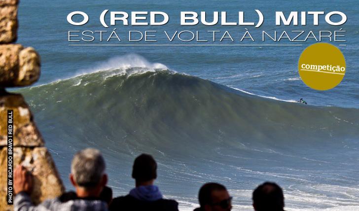 7247O (Red Bull) Mito está de volta à Nazaré com Gonzalez e Gregório a representar Portugal!