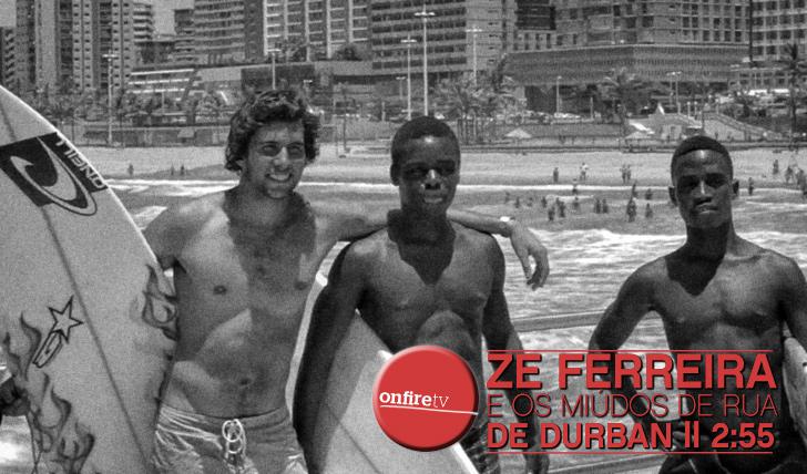 7849Zé Ferreira e os miúdos de rua de Durban || 2:55